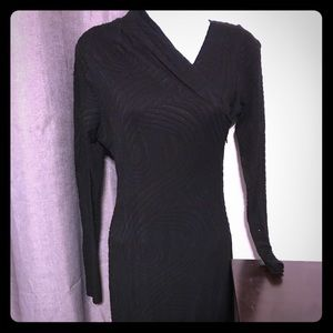 Tracy Reese swirl sweater dress